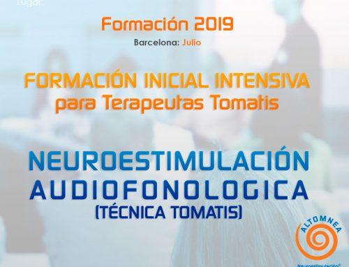 Programa de Formación Inicial en modalidad intensiva. Julio 2019